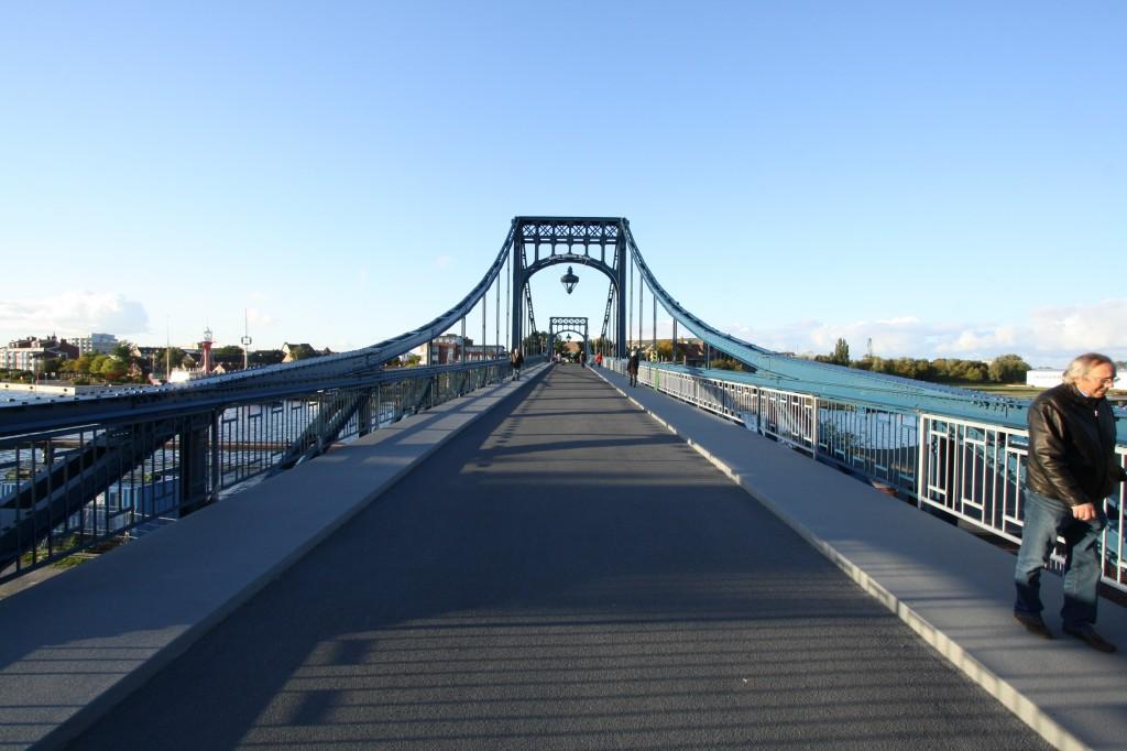 Wilhelmshaven Kaiser-Wilhelm-Brücke