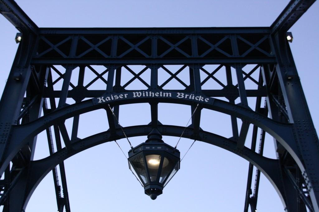 WHV Kaiser-Wilhelm-Brücke