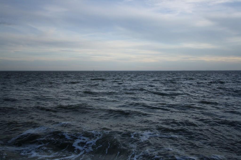 Nordsee vor Wilhelmshaven