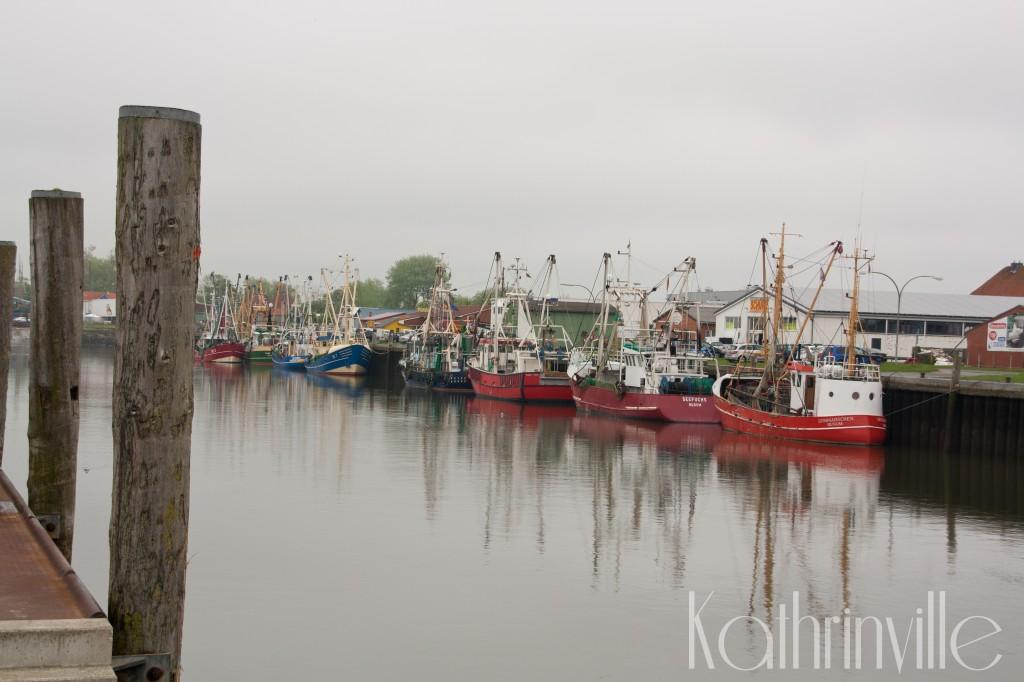 Historischer Hafen Büsum