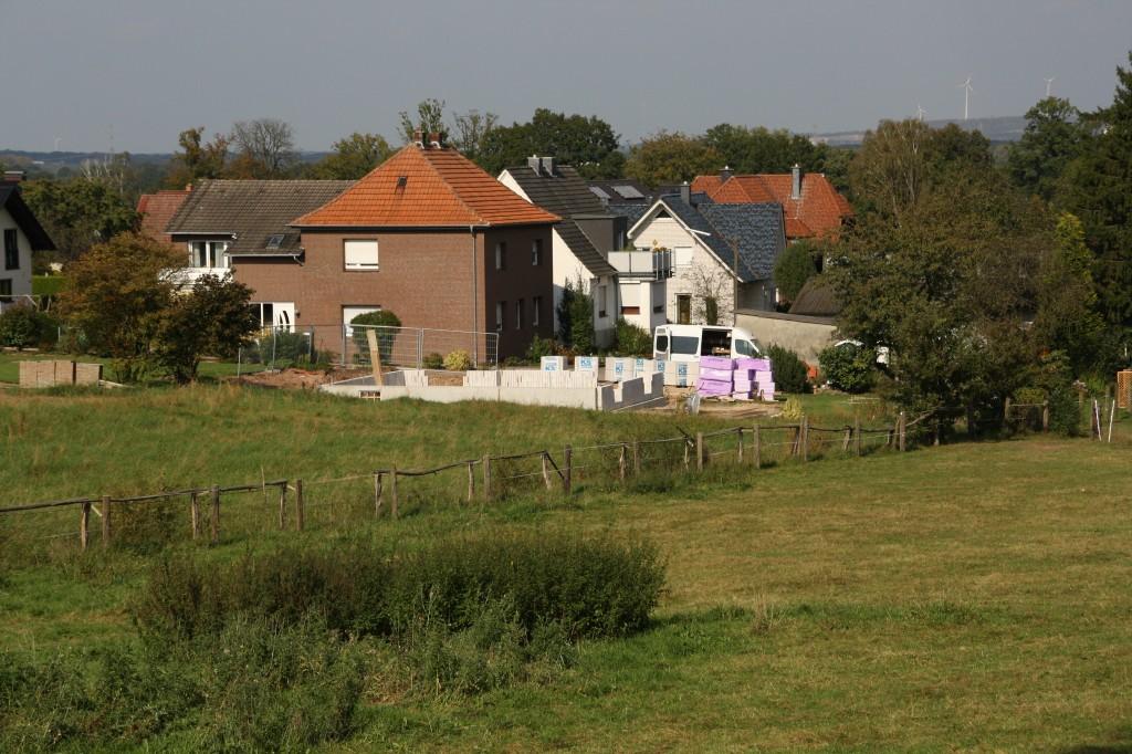 Hausbau, Kellerwände