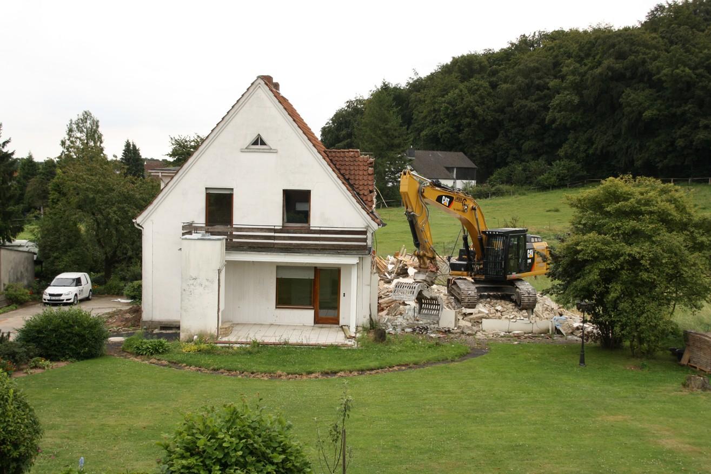 Ein Abschied Und Ein Neubeginn Abriss Teil I Kathrinville